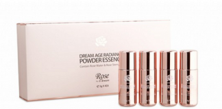 dream age radiance powder essence