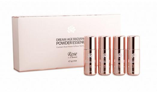 dream age radiance powder essence