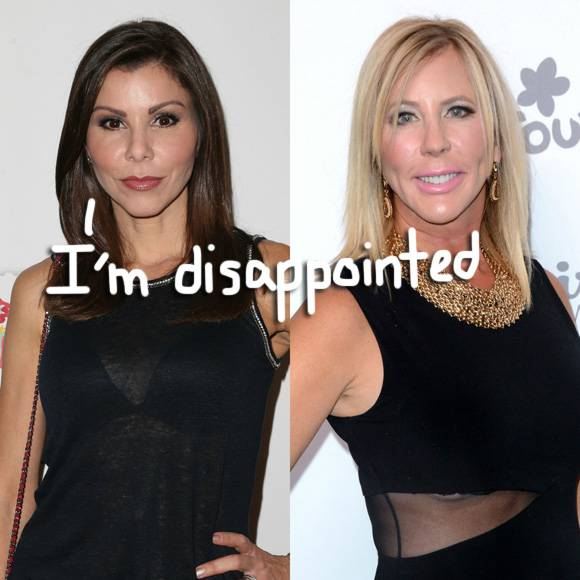 Heather Dubrow Vicki Gunvalson