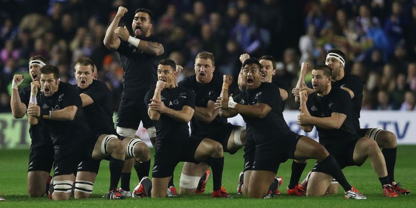 haka all black