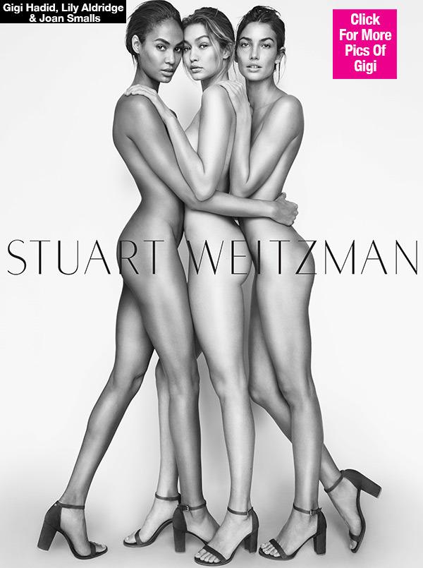 gigi-hadid-lily-aldridge-joan-smalls-pose-nude-for-stewart-weitzman-ad-lead