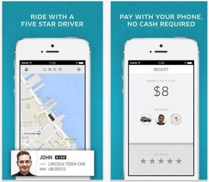 Facebook-uber