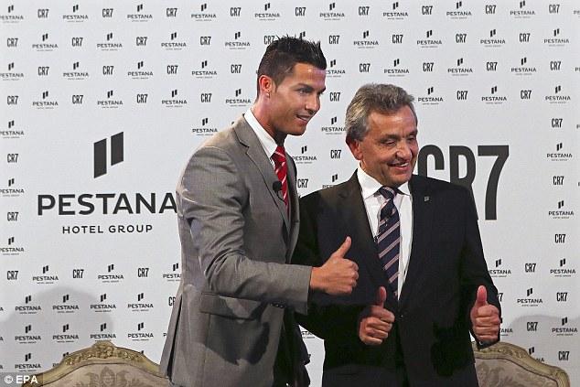 Ronaldo-pestana