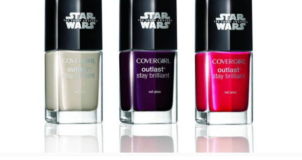 Star WARS make up